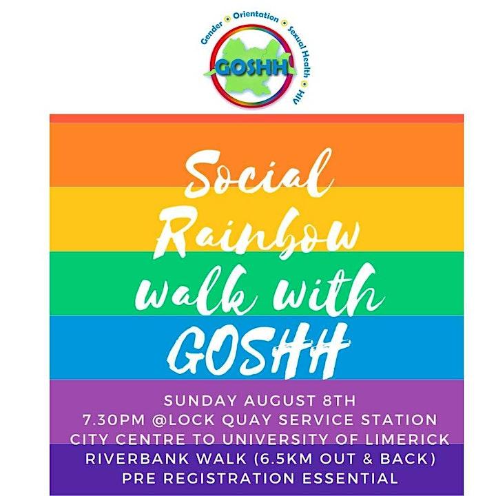 Social Rainbow Walk with GOSHH image
