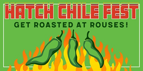 Metairie Hatch Chile Roasting tickets