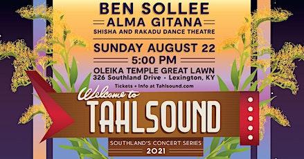 Tahlsound Concert Series | Ben Sollee tickets