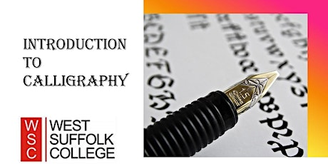Introduction to Calligraphy workshop -  words as art (Sat) tickets