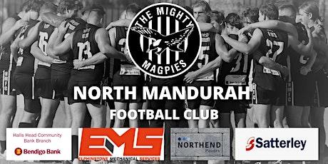 North Mandurah Football Club's Award & Presentation Night tickets