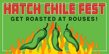 Marrero Hatch Chile Roasting tickets