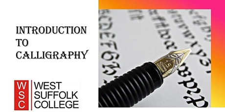 Introduction to Calligraphy workshop -  words as art (Tue) tickets
