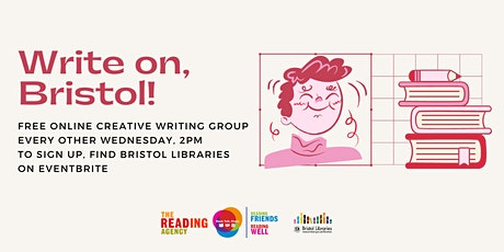 Write On, Bristol! tickets