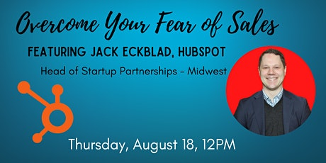 1776 Presents: Overcoming Your Fear of Sales tickets
