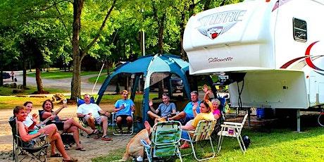 BTF2022 Camping tickets