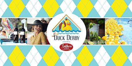 Duck Derby Races in support of Good Shepherd Hospice tickets