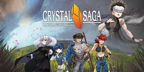 Crystal Saga Meet & Greet Milano tickets