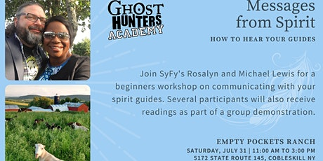 Messages from Spirit: How to Hear Your Guides tickets