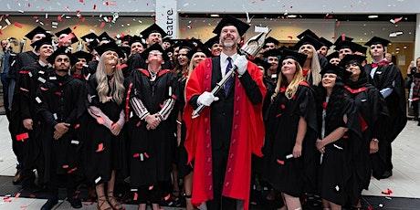 Burnley College University Courses Graduation tickets