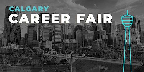 Calgary Career Fair and Training Expo tickets