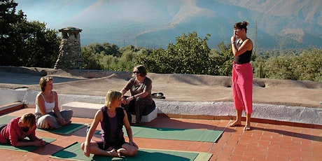 Healing with the Chakras - gentle yoga and mantra tickets