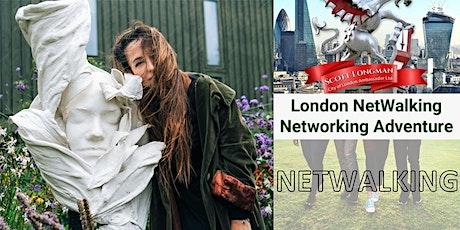 The London Netwalking Networking Adventure tickets