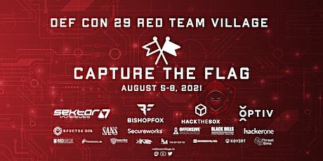 Red Team Village CTF - DEF CON 29 (2021) entradas