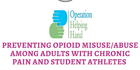 West Essex Operation Helping Hand/Student Athlete Town Hall Meeting tickets