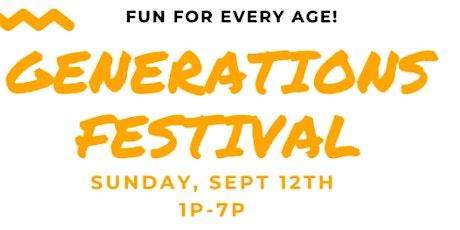 Shepherdsville Steelers Generations Festival tickets