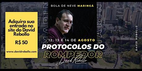 Escola Protocolos do Rompedor (QUI 12/08) COMPRE PELO www.davidrebollo.com ingressos