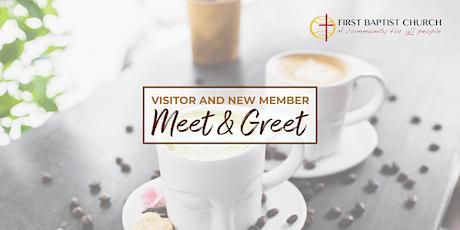 Monthly Meet & Greet tickets