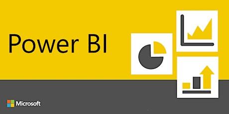 Power BI Webinar tickets