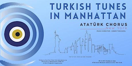 Turkish Tunes in Manhattan, New York Ataturk Chorus tickets