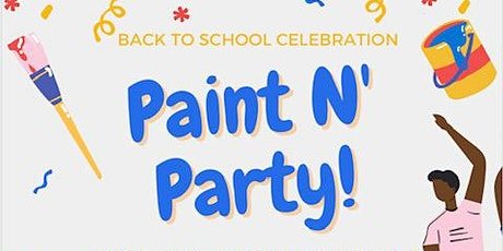 PAINT N' PARTY tickets
