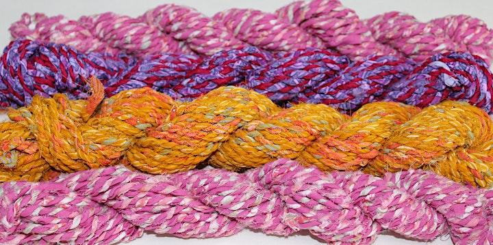 Twisting Yarn image