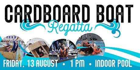 EAFB - Cardboard Boat Regatta tickets