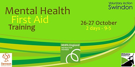 Train to be a Mental Health First Aider tickets