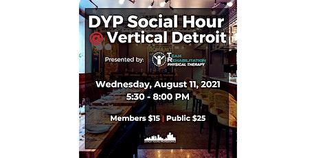 DYP Social Hour @ Vertical Detroit tickets