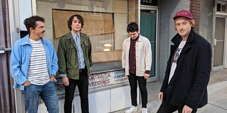 Kiwi Jr. & Nap Eyes - Late Show w/ Doors 9:15 PM tickets