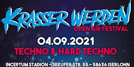 Krasser werden³ Openair Festival 2021 Tickets