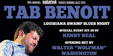 Tab Benoit's Louisiana Swamp Blues Night tickets