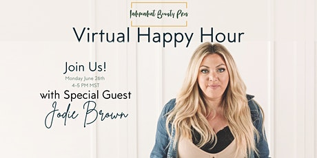 IBP VHH with Jodie Brown, Branding and Marketing Strategist tickets