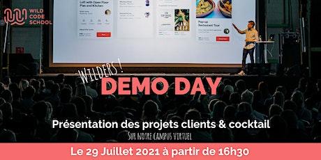 Demo Day Wild Code School - Promotion Remote 2 billets