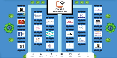 DHSBA: Your Virtual Trade Show Tickets
