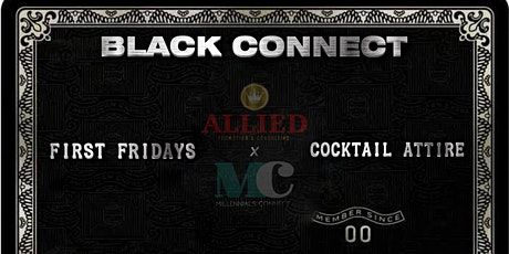 Black Connect tickets