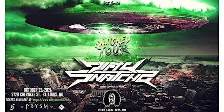 DirtySnatcha: Snatched Tour tickets