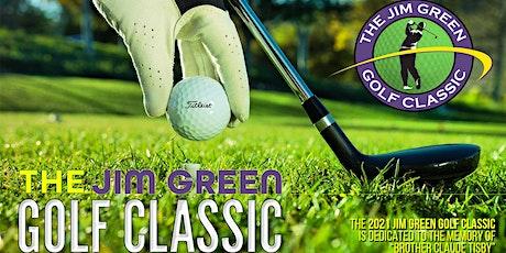 Jim Green Golf Classic 2021 tickets