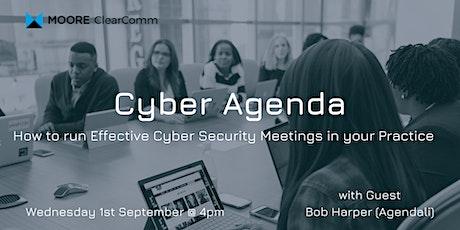 Cyber Agenda tickets