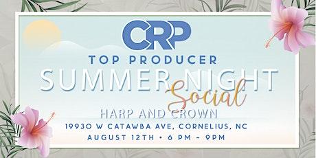 CRP Summer Night Social tickets
