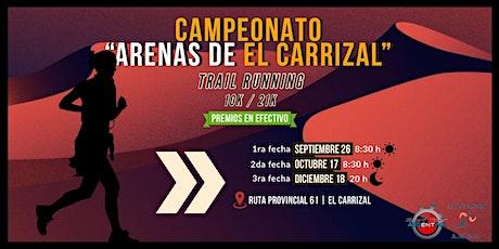 Desafío Arenas de El Carrizal entradas