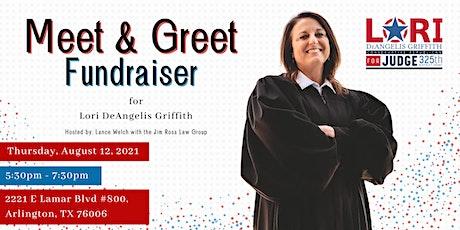 Meet & Greet/Fundraiser | Lori DeAngelis Griffith for Judge tickets