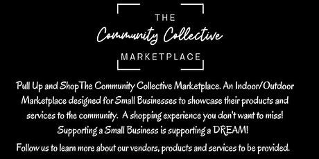 The Community Collective Marketplace Pop Up Shop tickets