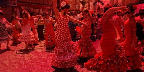 Feria flamenca entradas