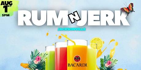 RumNJerk Jacksonville tickets