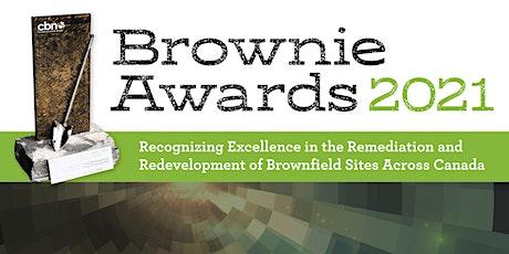 2021 Brownie Awards tickets