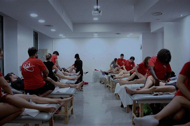 Immagine Corso Gratuito Massaggio Sportivo