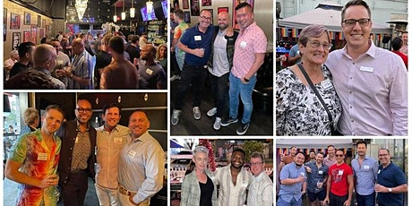 Out Pro Lounge:  In-Person Networking for LGBTQ Professionals tickets