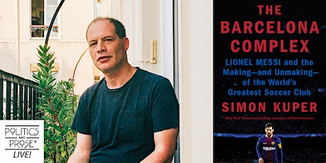 P&P Live! Simon Kuper | THE BARCELONA COMPLEX with Franklin Foer tickets