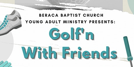 Golf'n With Friends tickets